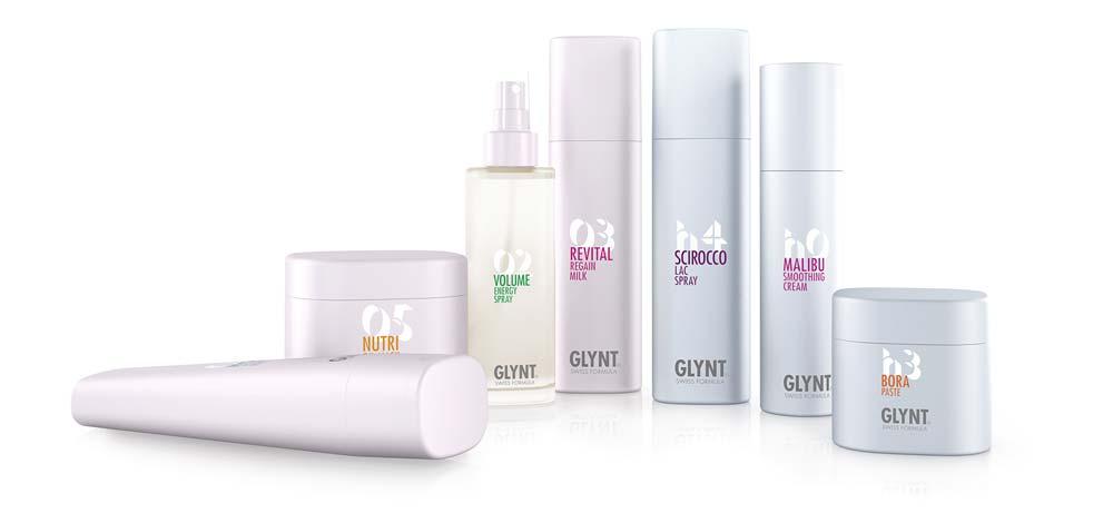 GLYNT-Pflege-Styling